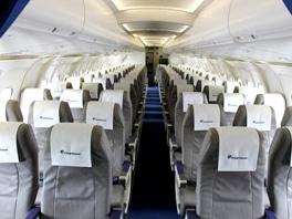interne vlucht Ghana naar Kumasi met Antrak air of citylink